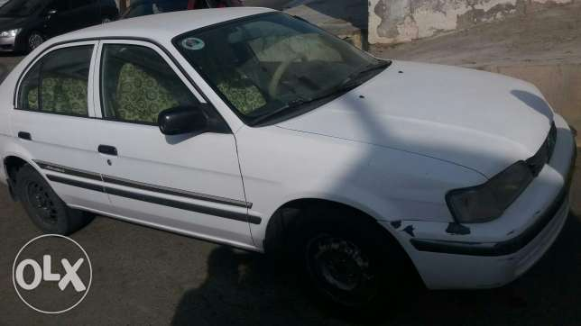 Toyota tercel for sale مطرح -  1