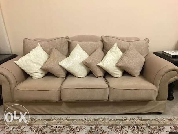 Sofa set for 7 person's