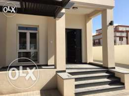 D- 1month Free Brand New 4 BHK villa + Maids room in Aziaba,Nr Airport