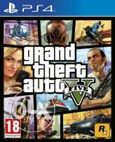 Gta 5 for ps4 جراند ٥ بليشتيشن ٤