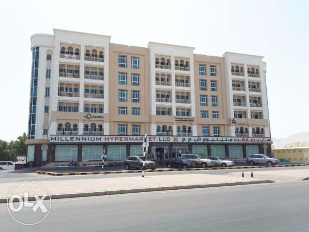 2BHK Apartment Al Uzaiba FOR RENT in Millennium Hypermarket Bldg pp155