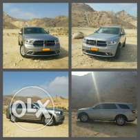 Dodge Durango Silver Billet Color V6