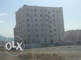 commercial grounf floor + basemant for rent in boshar al maha
