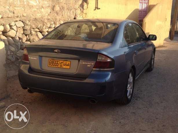 سوبارو ليجاسي ٢٠٠٧ للبيع Subaru Legacy 2007 for sale ازكي -  2