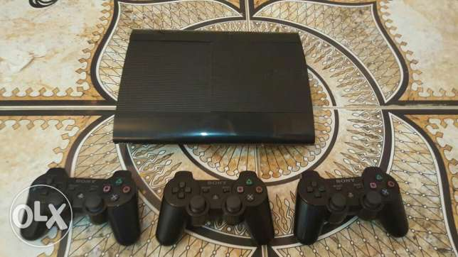 Sony PS 3 Littel Used