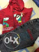 Brand new boys suit for 5-6 yrs old..