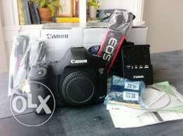 Canon EOS 5D Mark III Body Only with original box
