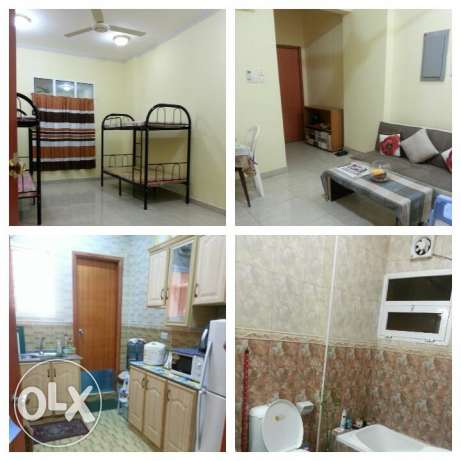 Sharing room for working filipina ladies