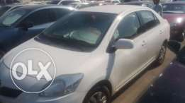 Toyota Yaris for SALE Model 2011 White