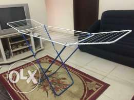 Used clothes dryer to hang clothes