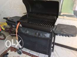 gas barbecue grill stand