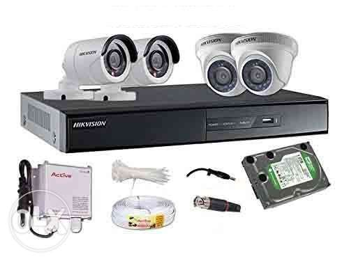 We sale cctv camera and installation