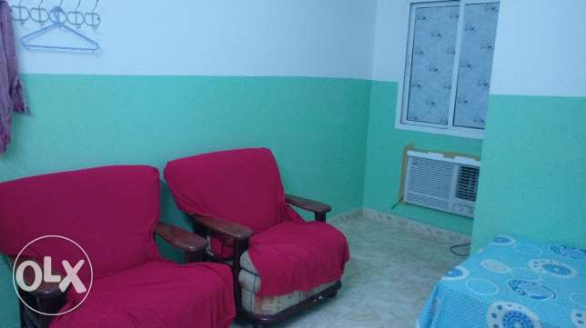 Furnished Room for Rent at Honda Road Ruwi. روي -  2