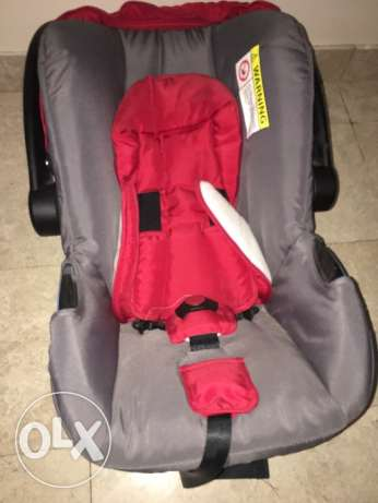 Baby cot used 1 month only