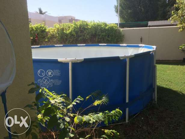 15ft Swimming Pool for sale السيب -  2