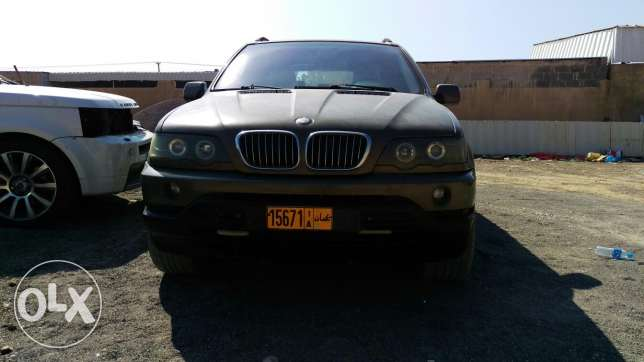 Bmw x5 model 2002 cancelled