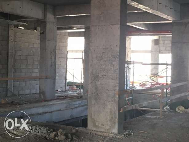 commercial grounf floor + basemant for rent in boshar al maha street بوشر -  3