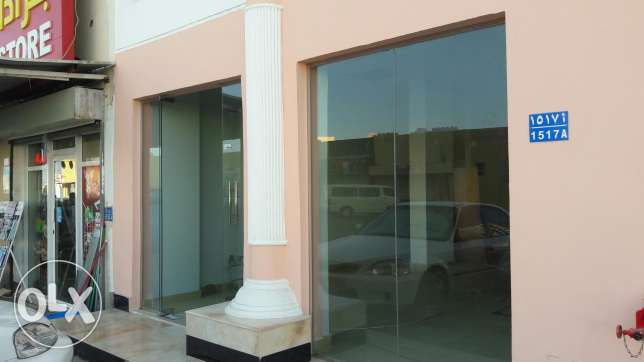 New shop for rent near Nesto السيب -  3
