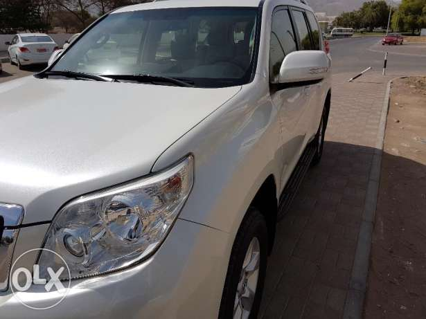 `````` For Sale or Exchange --- TOYOTA PRADO 2013