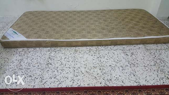 Single bed size medical mattress الغبرة الشمالية -  6
