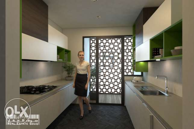 Luxury one bedroom apartment for sale in Muscat Hills مسقط -  7