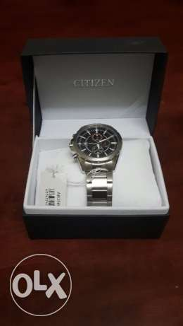 BEGOTIABLE BOX Piece Brand New Unused CITIZEN watch for sale مسقط -  1