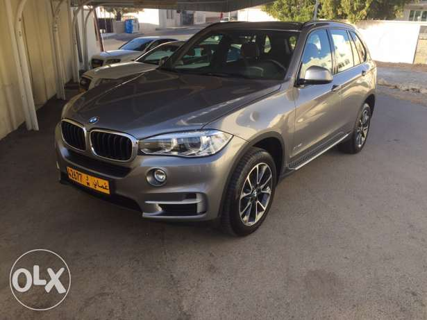 BMW X5 - 2016 - 5 years international warranty مسقط -  1