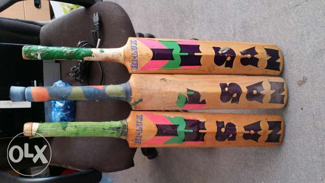 Cricket Bat Grade 1 English willow Made in Pakistan