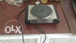 Expat leaving. OR 2. Electric heater-few time used. Good condition,