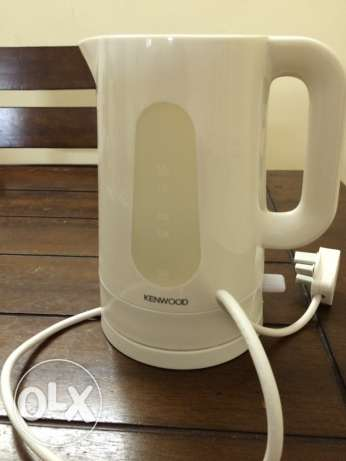 Kettle 1.7 ltr Kenwood مسقط -  2