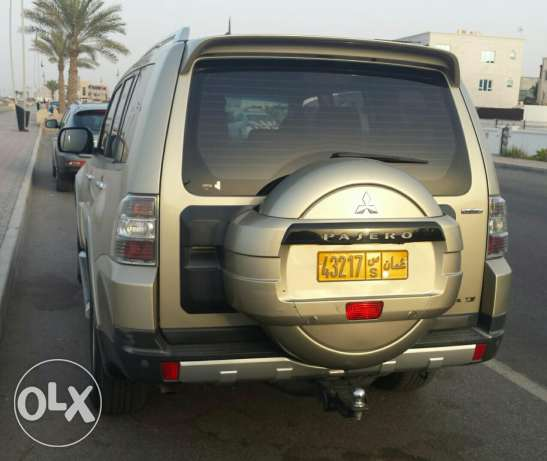 Pajero 2008 full automatic oman agency zubair السيب -  2