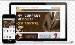 Professional company in Website designing services in Oman
