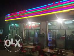 Coffeeshop and restaurant for sale quickly in maàbila