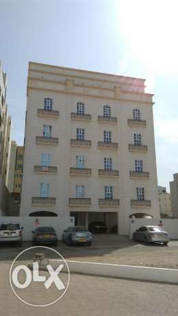 2BHK Apartment in Al Khuwair 42 FOR RENT near Omani House Resto. pp33