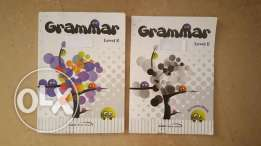 Grade 3 Grammer book and work book of chouifat school in a good condit