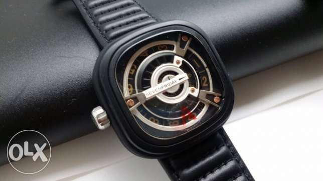 Sevenfriday watches السيب -  6