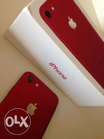 iphone 7 128GB Red colour good working