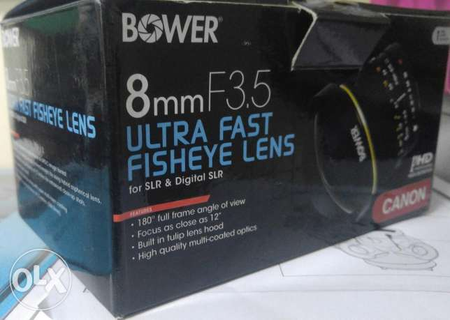 Ultra Wide angle Lens for Sale
