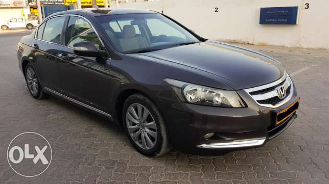 Honda Accord In Excellent condition & Low mileage