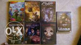 Hollywood Movies for sale(DVD)