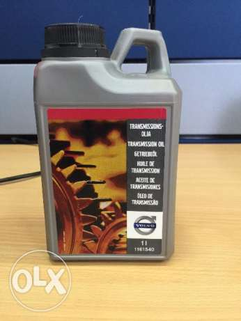 Gear / Transmission Oil For Volvo Cars