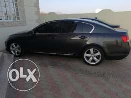 Lexus GS 300 full options Excellent Condition Accident free