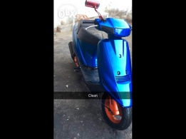 Suzuki address 100cc for sale