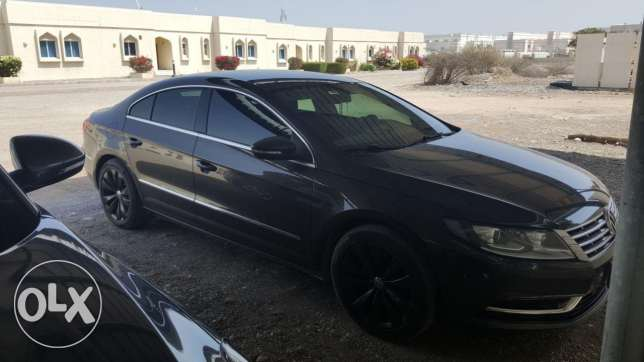 Extremely clean VW passat cc 2014