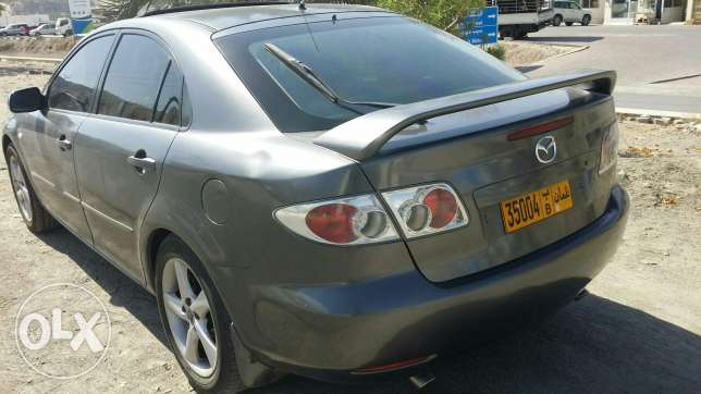 Mazda Full option automatic السيب -  1