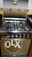 Gas Stove & Cylinder for Sale