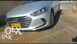 Elantra 2016 new shape