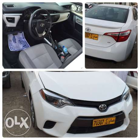 USA import Toyota corolla 1.8 SE very clean car