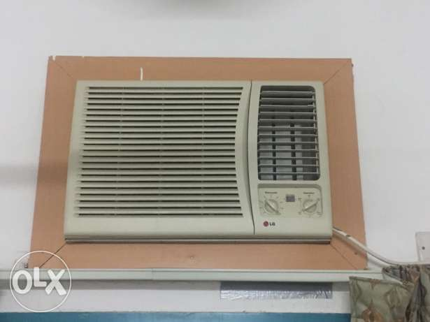 window AC 1.5 ton