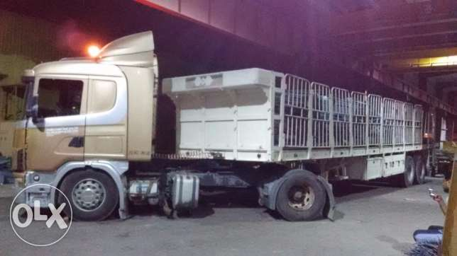 Scania Model 1999 in very good working condition. مسقط -  3